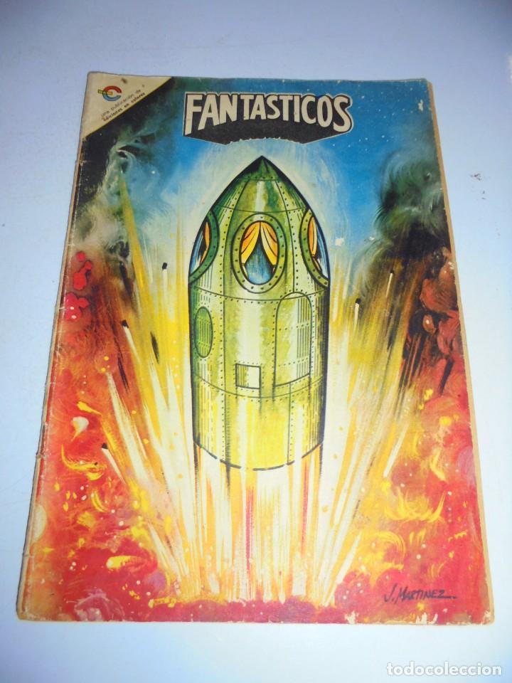 TEBEO. CUBA. FANTASTICOS. AÑO I. Nº 6. JUNIO 1967. VER FOTOS (Tebeos y Comics - Tebeos Otras Editoriales Clásicas)