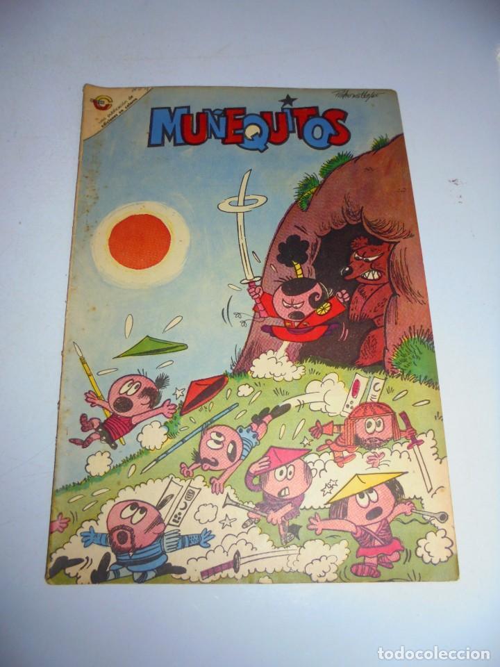 TEBEO. CUBA. MUÑEQUITOS. AÑO I. Nº 7. DICIEMBRE 1965. VER FOTOS (Tebeos y Comics - Tebeos Otras Editoriales Clásicas)