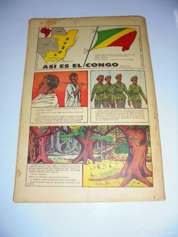 Tebeos: TEBEO. CUBA. MUÑEQUITOS. AÑO I. Nº 7. DICIEMBRE 1965. VER FOTOS - Foto 4 - 150347918