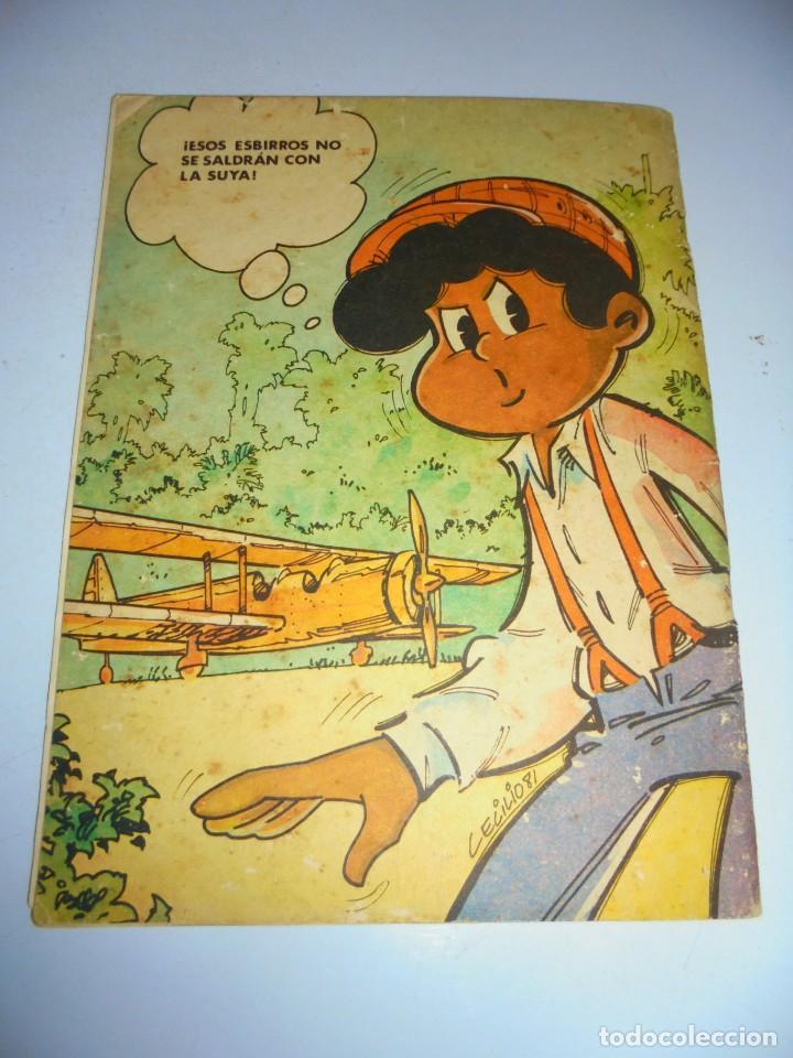 Tebeos: TEBEO. CUBA. AVENTURAS DE CECILIN Y COTI. EDITORIAL ORIENTE. 1982. VER FOTOS - Foto 4 - 150352822