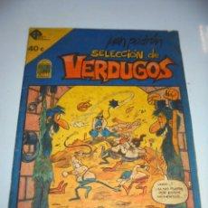 Tebeos: TEBEO. CUBA. SELECCION DE VERDUGOS. JUAN PADRON. 1989. EDITORIAL PABLO DE LA TORRIENTE. VER FOTOS. Lote 160537734
