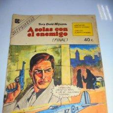 Tebeos: TEBEO. CUBA. A SOLAS CON EL ENEMIGO. YURY DOLD-MIJAILIK. (FINAL). 1988. VER FOTOS. Lote 150354462