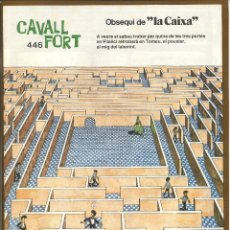 Tebeos: CAVALL FORT Nº 446. Lote 293954903