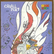 Tebeos: CAVALL FORT Nº 454. Lote 293955003