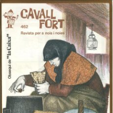 Tebeos: CAVALL FORT Nº 462. Lote 293954743