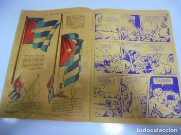 Tebeos: TEBEO. CUBA. MUÑEKITOS. AGOSTO 1953. VER FOTOS - Foto 2 - 150926978