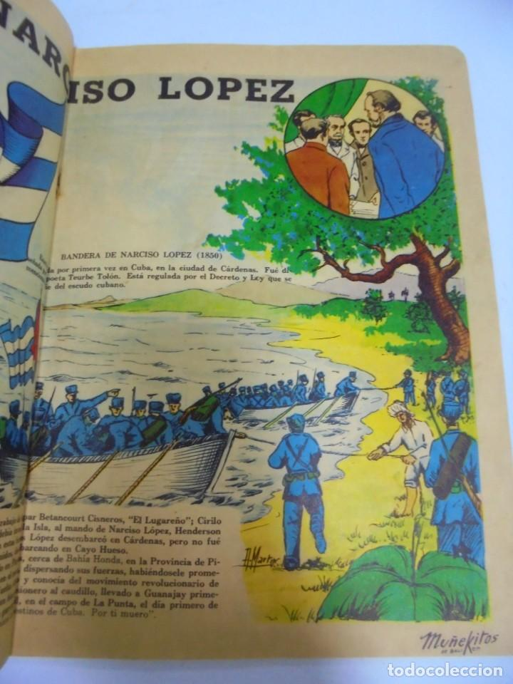 Tebeos: TEBEO. CUBA. MUÑEKITOS. AGOSTO 1953. VER FOTOS - Foto 3 - 150926978
