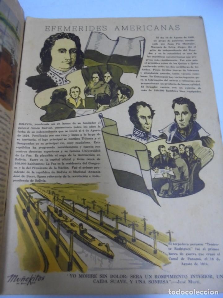 Tebeos: TEBEO. CUBA. MUÑEKITOS. AGOSTO 1953. VER FOTOS - Foto 7 - 150926978