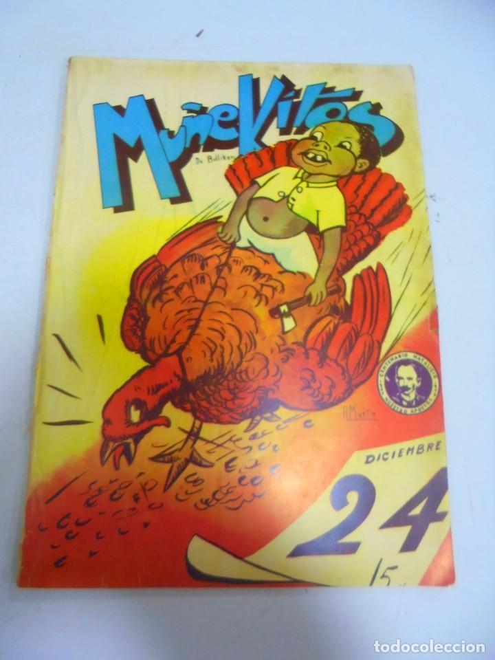 TEBEO. CUBA. MUÑEKITOS. NAVIDAD 1953. VER FOTOS (Tebeos y Comics - Tebeos Otras Editoriales Clásicas)