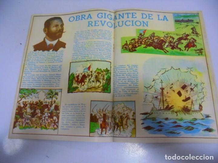 Tebeos: TEBEO. CUBA. MUÑEKITOS. MARZO 1954?. VER FOTOS. LEER - Foto 5 - 150930574