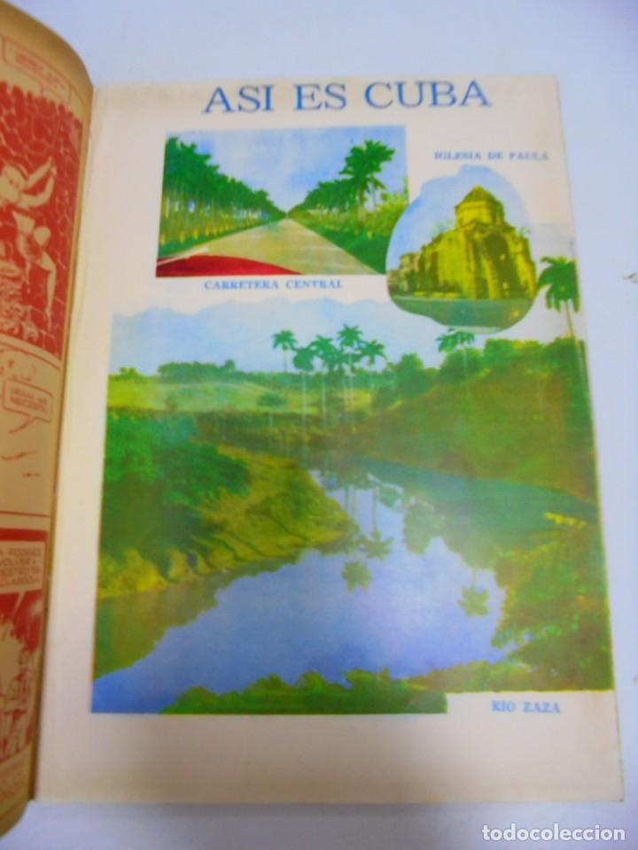 Tebeos: TEBEO. CUBA. MUÑEKITOS. ABRIL 1954. VER FOTOS - Foto 3 - 150932622