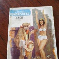Tebeos: SELEÇOES HUMORISTICAS Nº 81 (COMIC BRASILEÑO DE 1951). Lote 150974730
