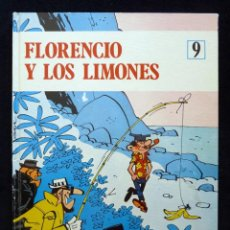 Tebeos: FLORENCIO Y LOS LIMONES, Nº 9. COLECCION EPÍTOM. JAIMES, 1970. CASTELLANO. Lote 151098646