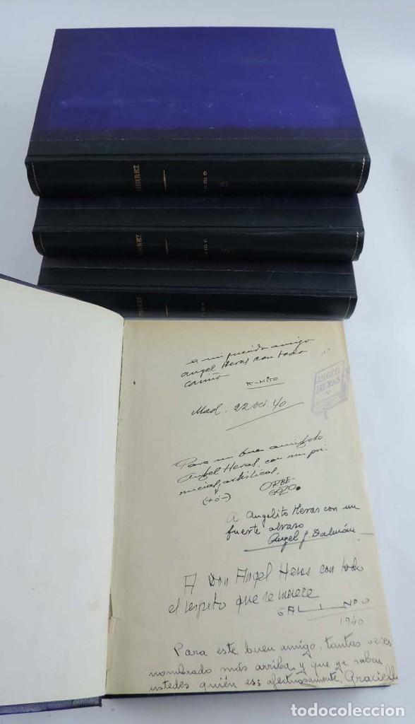 Tebeos: Gutierrez, del num. 1 de 1927 al 100 de 4 de mayo de 1929, dedicatorias autografas de K-HIto, Orbego - Foto 2 - 151226614