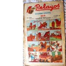 Tebeos: PELAYOS Nº 66. 27 MARZO1938. Lote 89245812