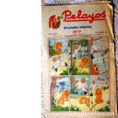 Tebeos: PELAYOS Nº 97. 30 OCTUBRE 1938. Lote 89246136