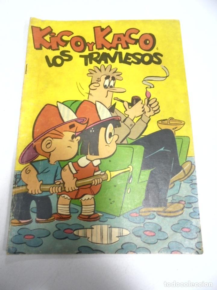 TEBEO. CUBA. KICO Y KACO. LOS TRAVIESOS. Nº 4. OCTUBRE 1959 (Tebeos y Comics - Tebeos Otras Editoriales Clásicas)