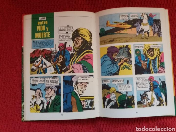 Tebeos: LASSIE EDICIONES LAIDA 1969 - Foto 4 - 151992393