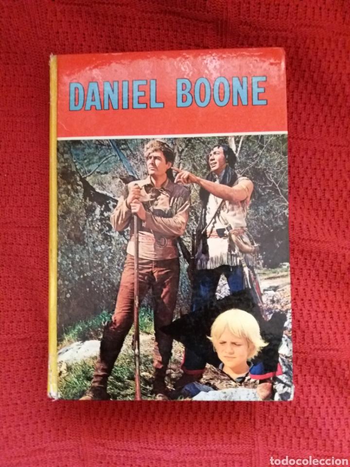 DANIEL BOONE EDICIONES LAIDA 1969 (Tebeos y Comics - Tebeos Otras Editoriales Clásicas)