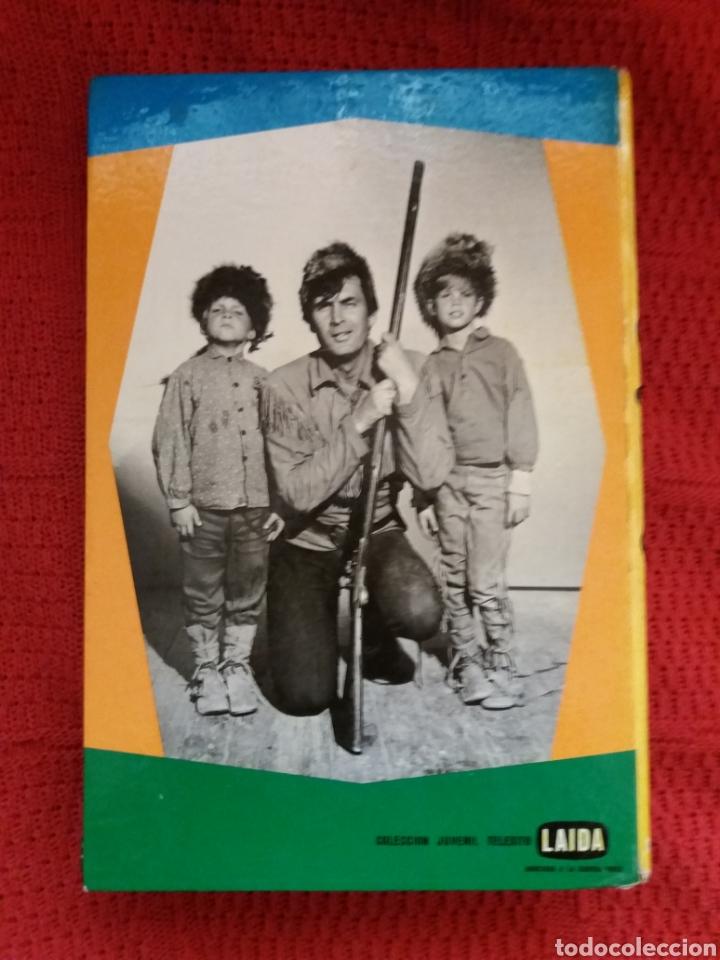 Tebeos: DANIEL BOONE EDICIONES LAIDA 1969 - Foto 2 - 151994626