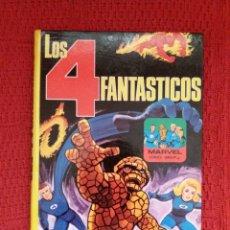 Tebeos: LOS 4 FANTÁSTICOS EDICIONES LAIDA 1972. Lote 151995424