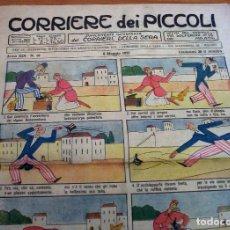 Tebeos: CORRIERE DEI PICCOLI - NÚM. 19 - AÑO 1927 - BUEN ESTADO. Lote 152577518