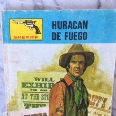 Tebeos: COLECCION OESTE SHERIFF - VILMAR EDICIONES - LOTE DE TRES NÚMEROS :260,263 Y 264. Lote 153117326