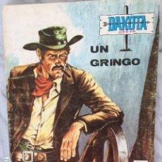 Tebeos: COLECCION OESTE DAKOTA Nº 215 - UN GRINGO - ED. VILMAR. Lote 153121162