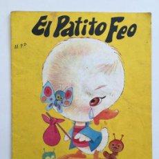 Tebeos: EL PATITO FEO, CUENTO INFANTIL COLECCIÓN MIS PRIMEROS CUENTOS, EDITORIAL ROMA, BARCELONA. Lote 153312898