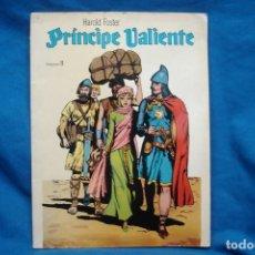 Tebeos: PRINCIPE VALIENTE Nº 11 - HAROLD FOSTER - EDICIONES B.O. 1978. Lote 154127254