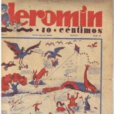 Tebeos: DIEZ REVISTAS PARA LOS JOVENES - JEROMIN 1930 - 1931. Lote 154483434