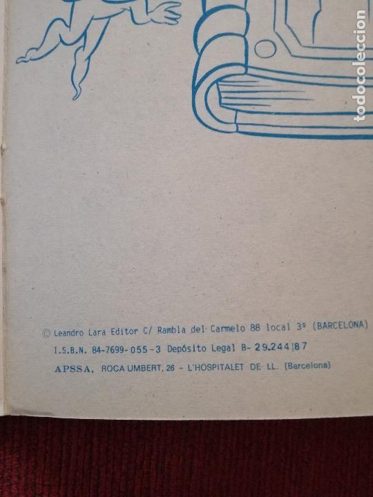 Tebeos: EL GATO CON BOTAS LEANDRO LARA EDITOR PRECIOSOS DIBUJOS SIN FIRMA NUEVO - Foto 3 - 154764090