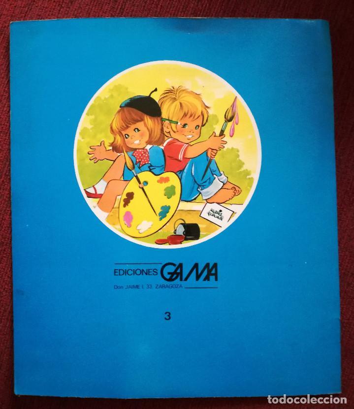 CON LOS DIBUJOS DE MARÍA PASCUAL Nº 3 GAMA DE COLORES 1982 NUEVO (Tebeos y Comics - Tebeos Otras Editoriales Clásicas)