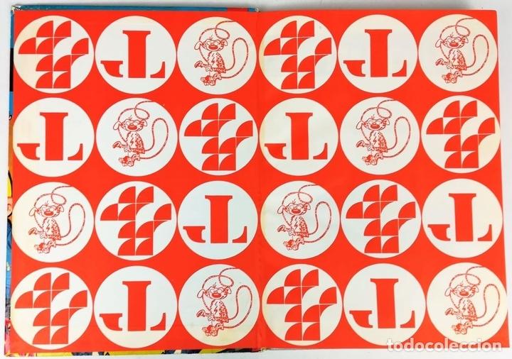 Tebeos: TOMO 6 LA PANDILLA. COMPRA UN TERRENO. ROBA. IMPRENTA SIRVEN. SAE. BARCELONA 1969 - Foto 2 - 154786818