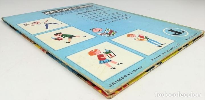 Tebeos: TOMO 6 LA PANDILLA. COMPRA UN TERRENO. ROBA. IMPRENTA SIRVEN. SAE. BARCELONA 1969 - Foto 7 - 154786818