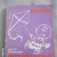 Tebeos: NO ET POTS QUEIXAR CHARLIE BROWN - PRIMERA EDICION 1969. Lote 154861278