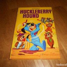 Tebeos: HUCKLEBERRY HOUND - HANNA-BARBERA - EDICIONES LAIDA (1968). Lote 155355374