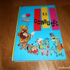 Tebeos: EL CARRUSEL EDICIONES LAIDA HANNA BARBERA 1963. Lote 155356358