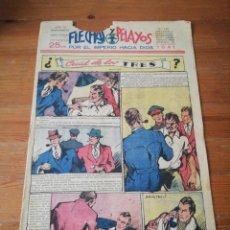 Tebeos: FLECHAS Y PELAYOS. NÚMERO 145. 1941. Lote 155790386