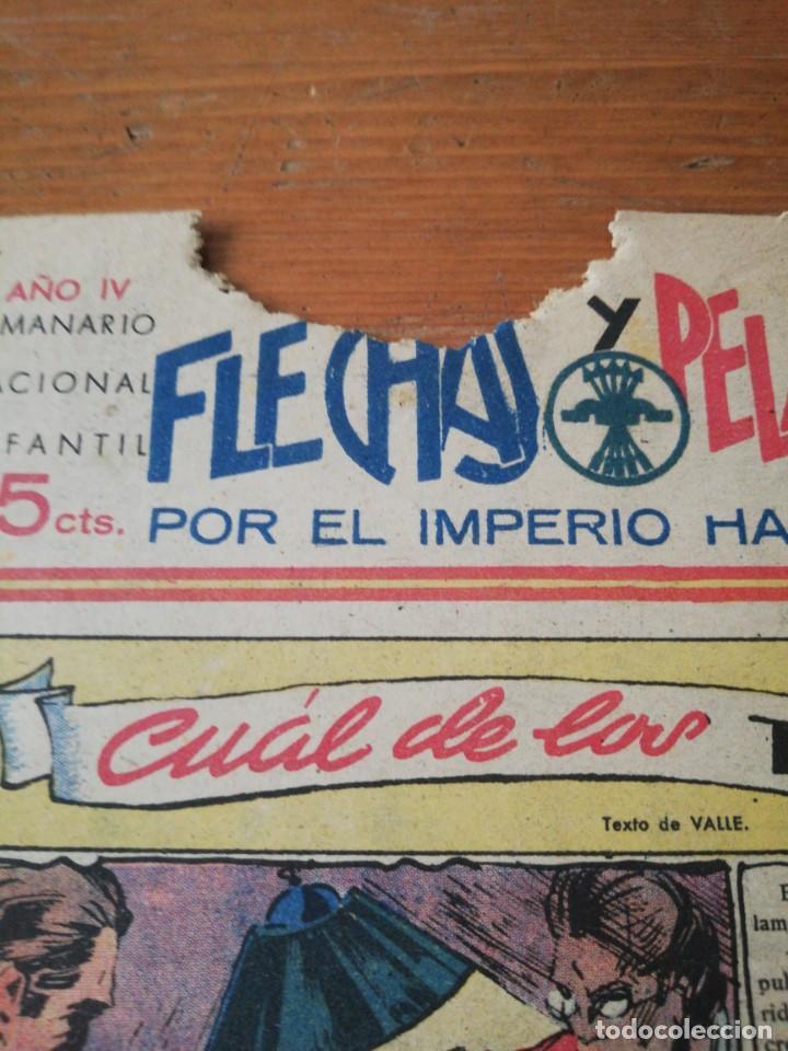 Tebeos: Flechas y Pelayos. Número 145. 1941 - Foto 2 - 155790386