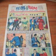 Tebeos: FLECHAS Y PELAYOS. NÚMERO 142. 1941. Lote 155790526