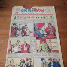 Tebeos: FLECHAS Y PELAYOS. NÚMERO 144. 1941. Lote 155790758