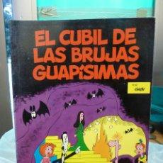 Tebeos: TRINCA EL CUBIL DE LAS BRUJAS GUAPISIMAS DE DONCEL. Lote 155798350