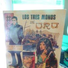 Tebeos: TRINCA LOS GRANDES EXITOS DEL COMIC LOS TRES MONOS DE ORO DE DONCEL. Lote 155800258