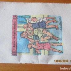 Tebeos: PEQUEÑO CUENTO -EL BURRO Y SU BUENA SOMBRA -EDITORIAL DESCONOCIDA . SIN ABRIR. Lote 155873698