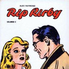 Tebeos: RIP KIRBY- BO- Nº 2- SPIDER EL CHANTAJISTA- GRAN ALEX RAYMOND- 1981-BUENO-DIFÍCIL-LEAN-0554. Lote 155922342