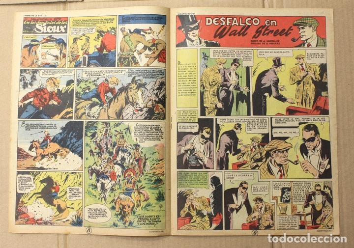 Tebeos: CHICOS. Nº 386. 19 DE MAYO DE 1946. CUTO. 60 CTS. - Foto 2 - 156163846