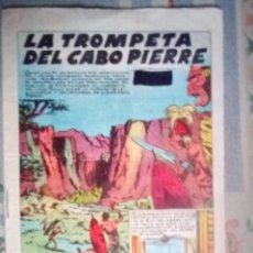 Tebeos: CUENTOS GRÁFICOS- VOL. I- Nº 1 -LA TROMPETA DEL CABO PIERRE-1967-JOAN MARTÍ-CORRECTO-MUY ESCASO-0567. Lote 156283970