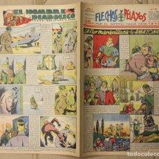 Tebeos: FLECHAS Y PELAYOS. Nº 82. 30 DE JUNIO DE 1940. 25 CTS. Lote 156510889