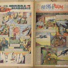 Tebeos: FLECHAS Y PELAYOS. Nº 79. 9 DE JUNIO DE 1940. 25 CTS. Lote 156511098